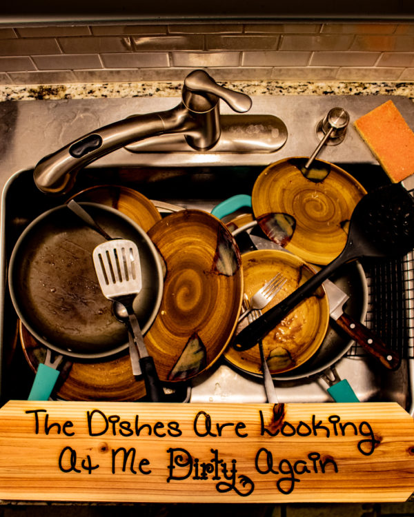The Dishes Are Looking at me Dirty Again: Butt Beats, Dirty Folk
